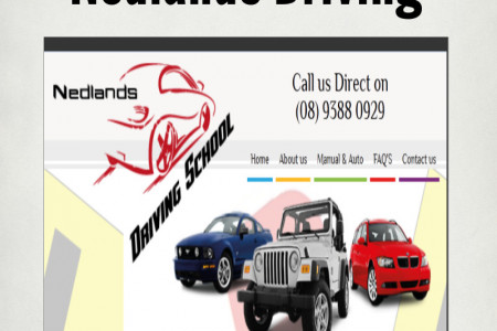Nedlands Driving Lessons Infographic