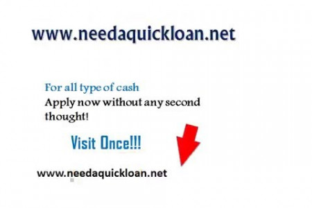 Need A Quick Loan- Feasible Fiscal Aid To All Money Related Problems  Infographic