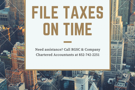 Need Assistance? Call RGSC & Company Chartered Accountants! Infographic