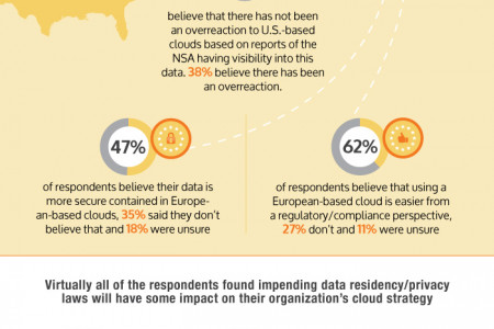 New 2014 Perspecsys Cloud Trust Survey Infographic