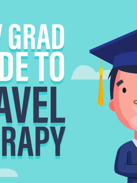 New Grad Guide to Travel Therapy Infographic