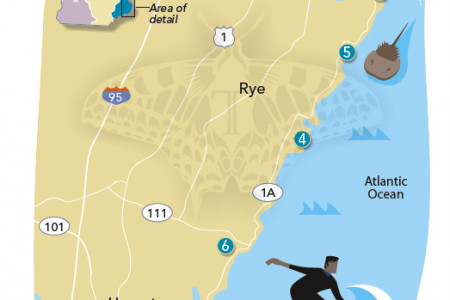 New Hampshire Visitor Guide 2008 Infographic