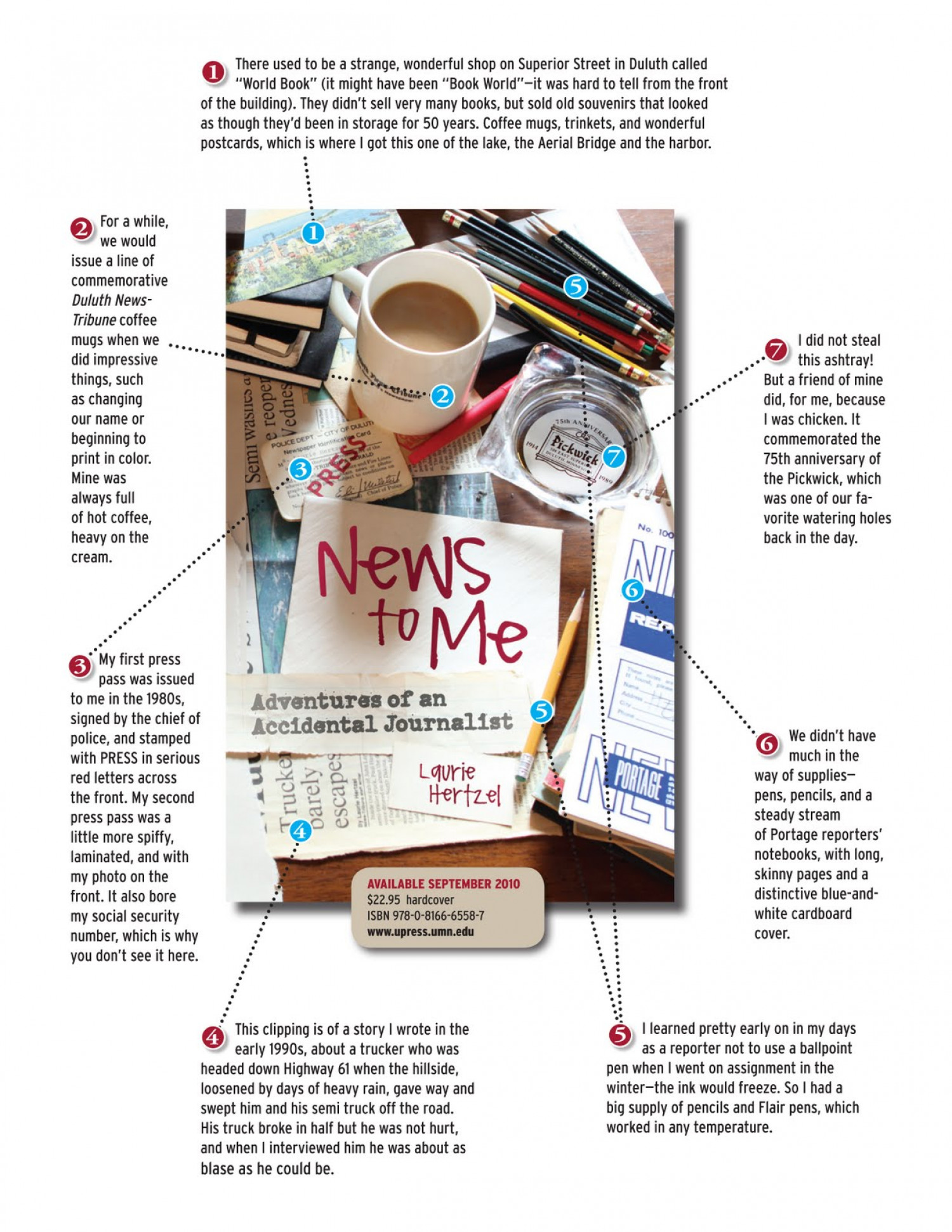 News to Me Infographic