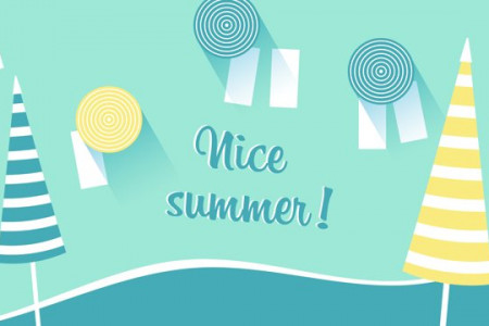 NICE SUMMER 2014 ! Infographic