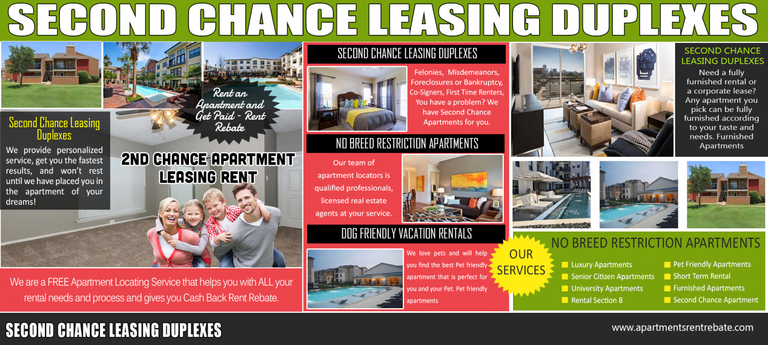 Second Chance Rental Homes In Dallas Tx