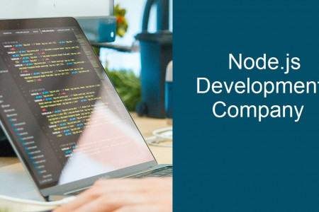 Node.JS - Ideal For Building Scalable Applications Infographic
