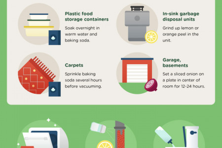 Non-Toxic Cleaning Solution Infographic