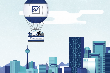 Northfront Financial - Wealth Well Managed Infographic