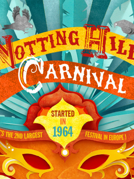 Nottinghill Carnival Infographic Infographic