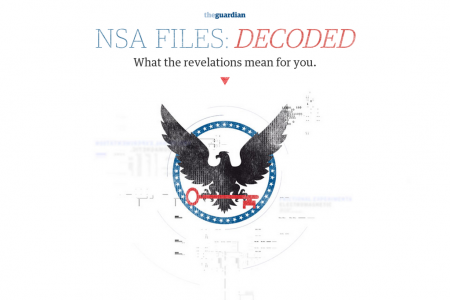 NSA Files: Decoded Infographic