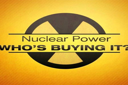 Nuclear Power: Who's Buying it? Infographic