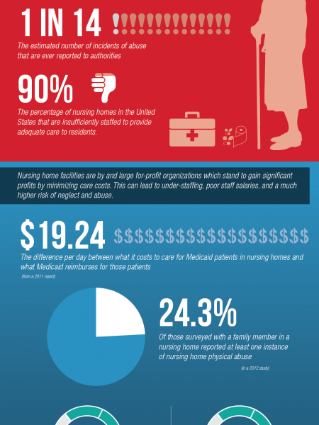 Nursing Home Statistics Infographic