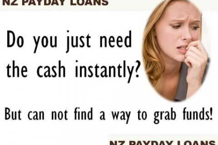 NZ Payday Loans- Borrow Payday Loans To Meet Your Cash Troubles Infographic