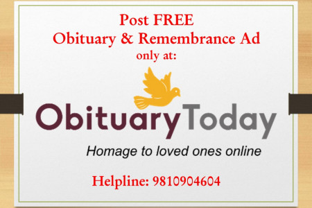 OBITUARYTODAY; AN AUTHENTIC NAME IN THE WORLD OF ONLINE ADVERTISING Infographic
