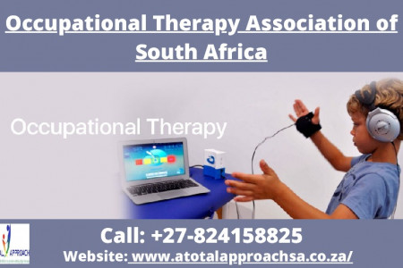 Occupational Therapy Association of South Africa Infographic
