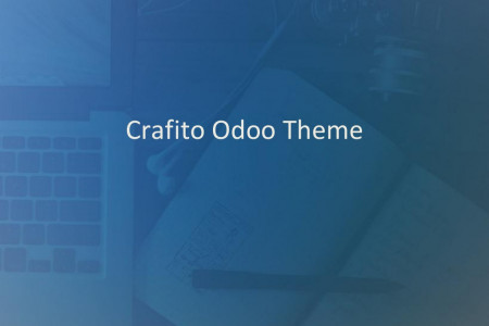 Odoo Crafito Theme - Multipurpose Odoo Template For All Industries Infographic