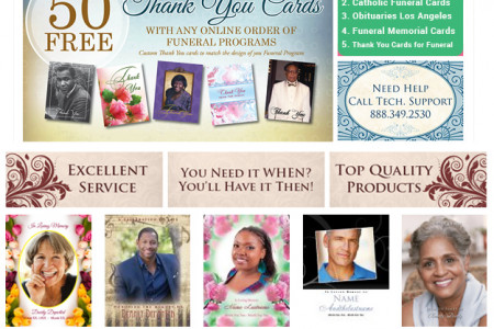 Offer an Obituary Infographic