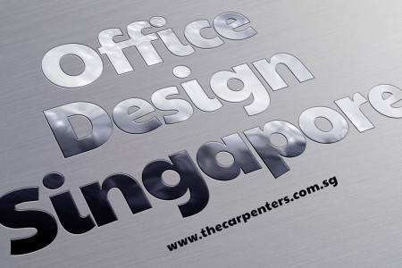 Office Design Singapore Infographic
