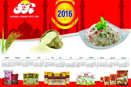 Calendar Printing in Lahore Infographic
