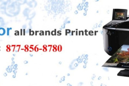 Online printer support  Infographic