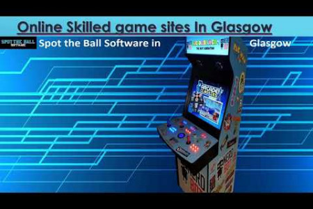 Online skill games - Skilled game based developers - Spot the ball Infographic