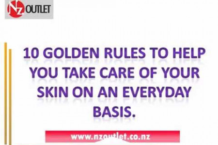 Online Skin Care Tips for you Infographic