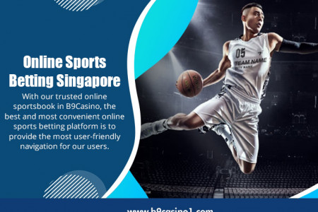Online Sports Betting Singapore Infographic