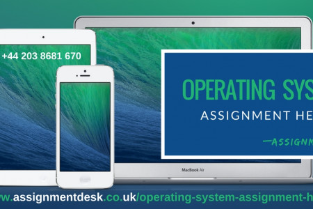 Operating System Assignment Help Infographic