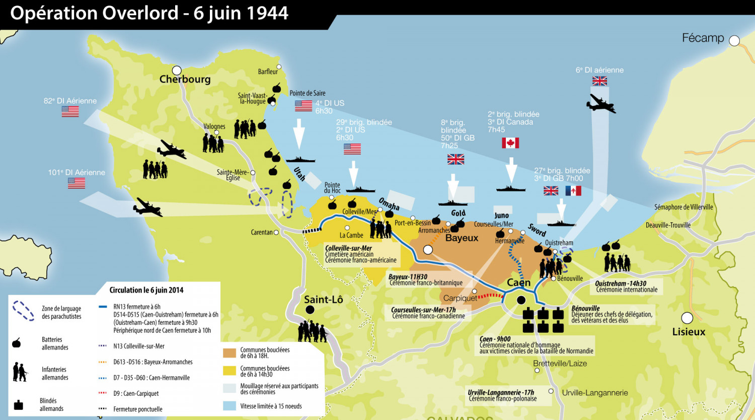 operation overlord Operation overlord was the codename for the battle of normandy, the allied  operation that launched the successful invasion of german-occupied western.