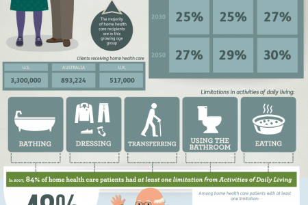 Optimizing the Home Healthcare System Infographic