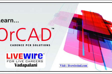 OrCAD software training at Livewire India Infographic