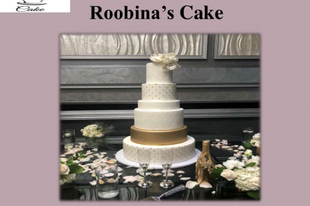 Order the Best Cakes in Los Angeles – Roobina's Cake Infographic