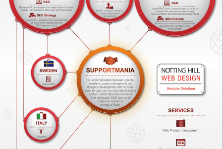 Organisational Structure Infographic Infographic