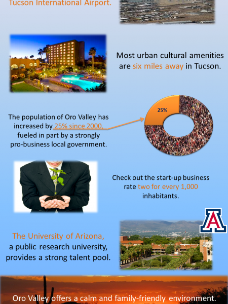 Oro Valley Infographic