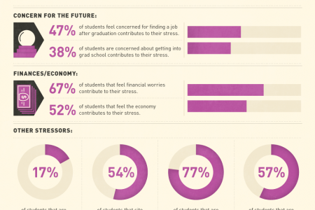 Outbreak: The Epidemic of Stress in College Students Infographic