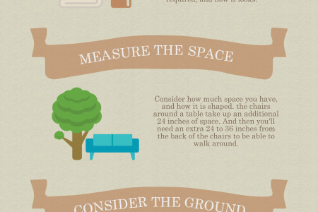 Outdoor Furniture Infographic