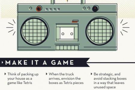 Pack and Play: Making Packing Fun! Infographic