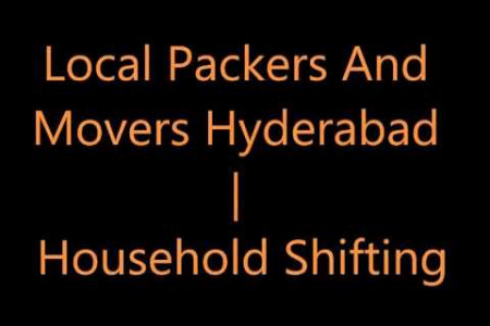 Packers And Movers Hyderabad – Incredible Data Concerning Going Infographic