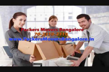Packers And Movers In Bangalore Give Safe Dependable Administrations Bangalore To All India Infographic