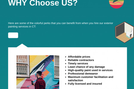Painting services-High Quality Painting in CT-Best company of paitnitng services in USA Infographic