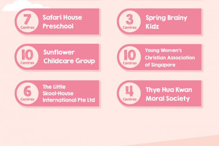Partner Operators Program - Early Childhood Education in Singapore Infographic