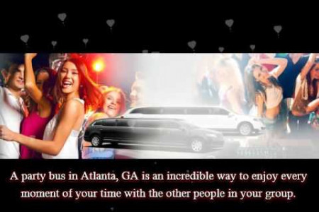 Party Bus In Atlanta GA Infographic