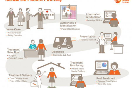 Patient Pathway Infographic Infographic
