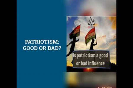 Patriotism Influence & Why It Is Important? Infographic