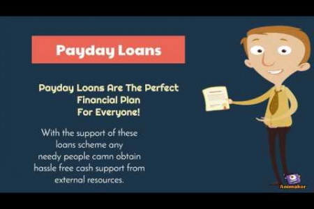 Payday Loans- Avail Instant Cash Support and Accomplish All Your Fiscal Difficulty Easily!  Infographic