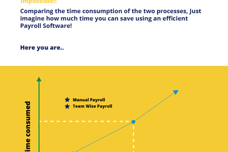 Payroll Software or Manual Process? Infographic