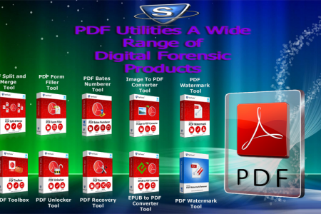 PDF Management Tool Infographic