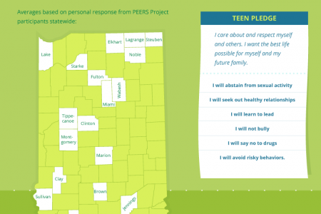 PEERS Project Infographic