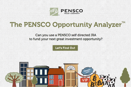 Pensco Opportunity Analyzer Infographic