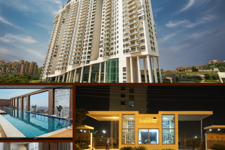 Penthouses in Noida Infographic
